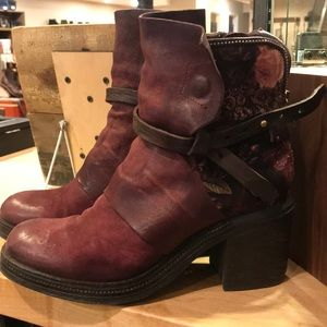 Shoes - A.S. 98 Abe boot